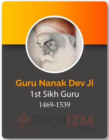 Shri Guru Nanak Dev Ji