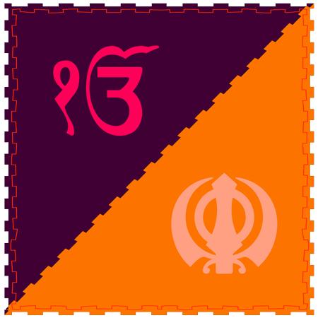 Sikhism Symbo